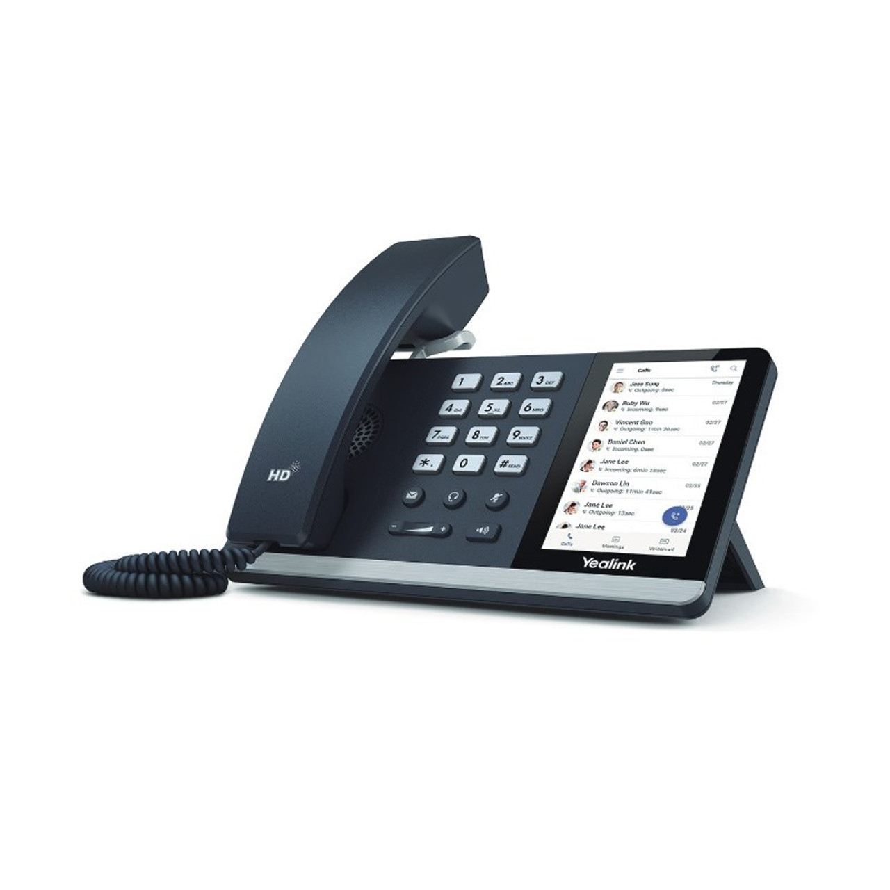 Image for Yealink T55A-TEAMS HD Android IP Phone - Microsoft Teams Edition CX Computer Superstore