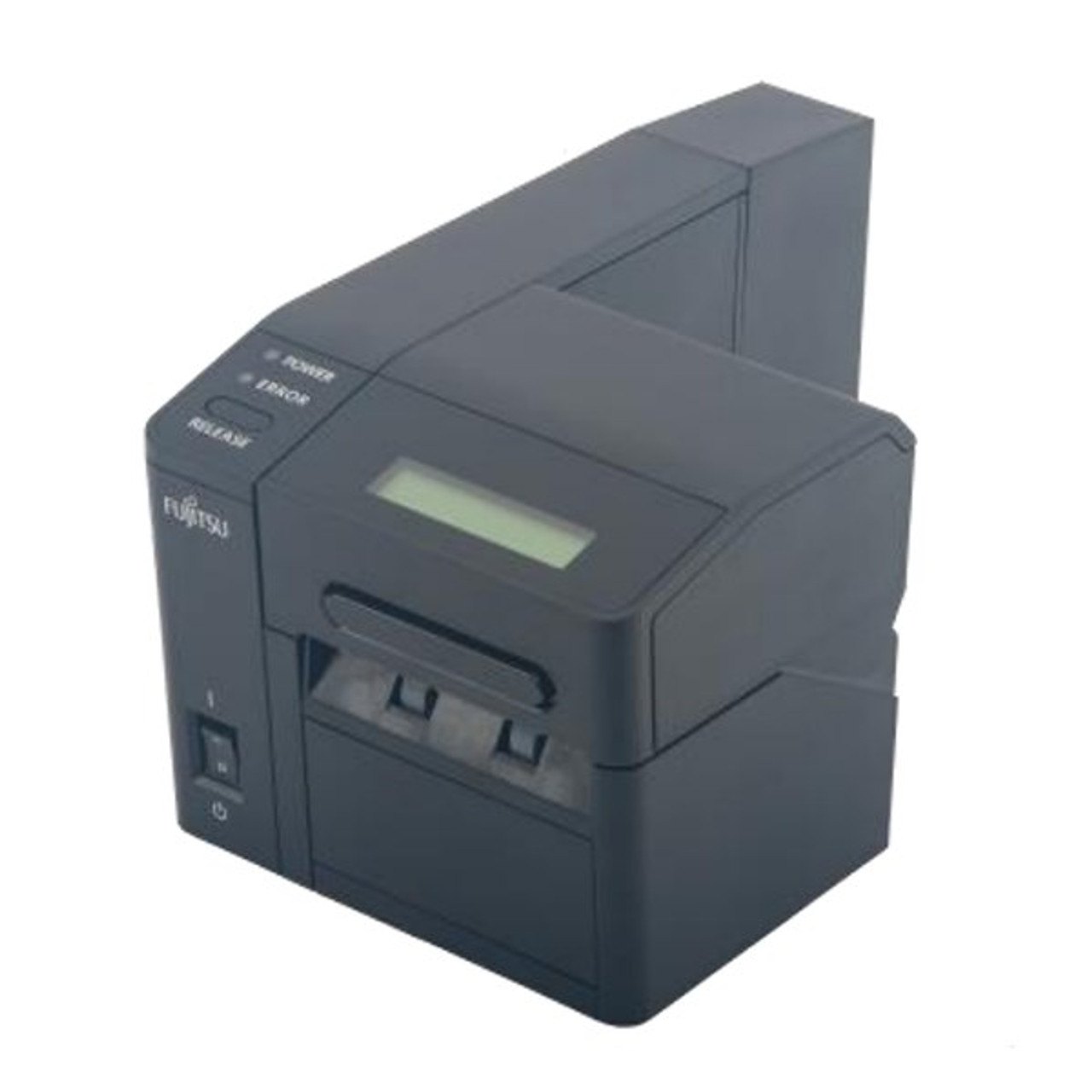 Image for Fujitsu F9870 Compact Boarding Pass & Baggage Tag Printer (w/ LCD) CX Computer Superstore
