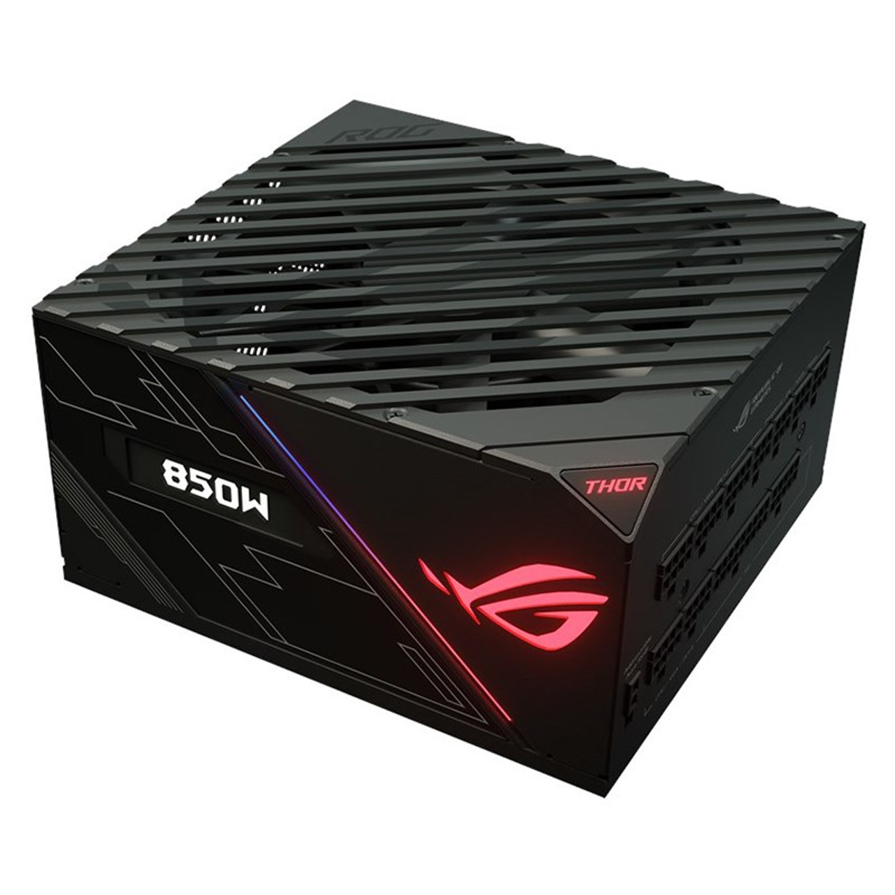Product image for Asus ROG Thor 850W Platinum PSU | CX Computer Superstore