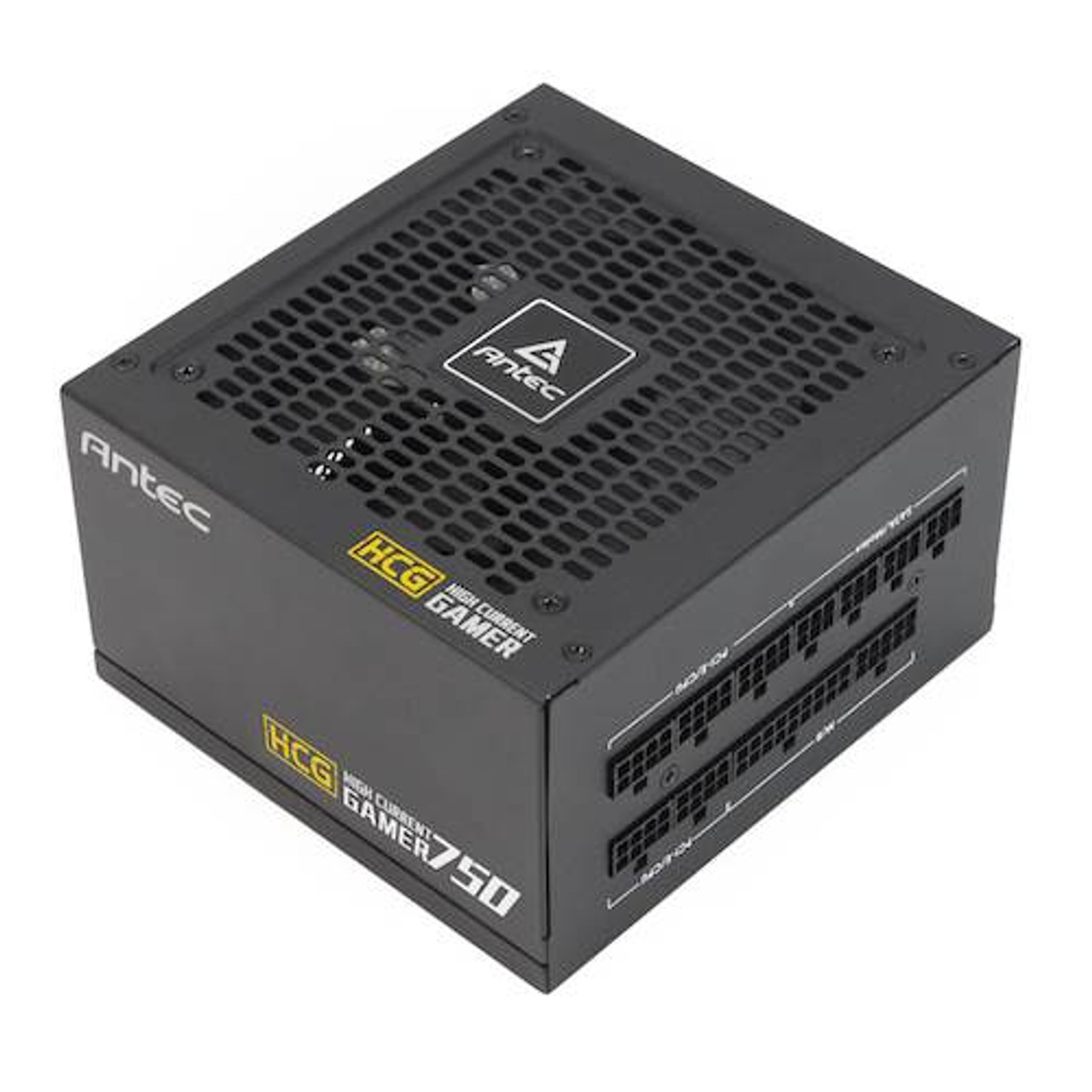 Image for Antec High Current Gamer HCG750 80+ Gold 750W Fully Modular Power Supply CX Computer Superstore