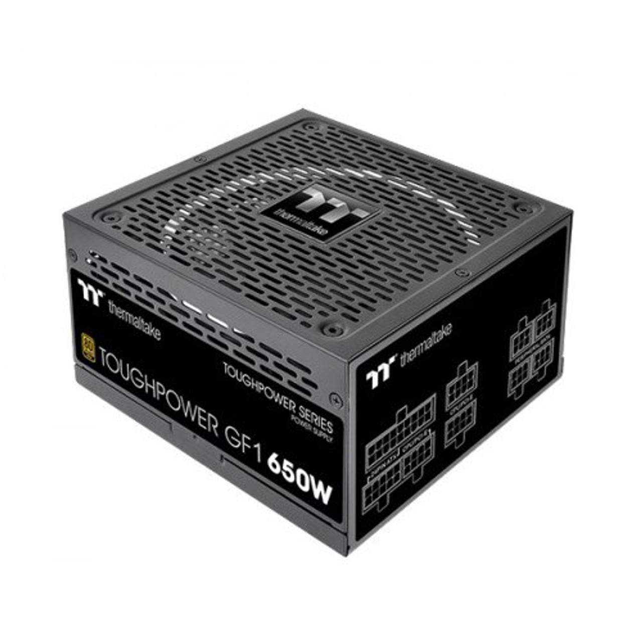 Image for Thermaltake Toughpower GF1 850W 80+ Gold Fully Modular Power Supply CX Computer Superstore