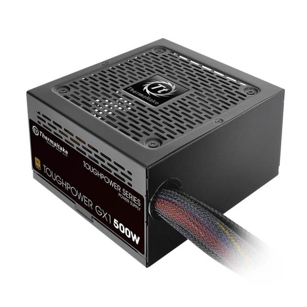 Image for Thermaltake Toughpower GX1 500W 80 PLUS Gold Power Supply CX Computer Superstore