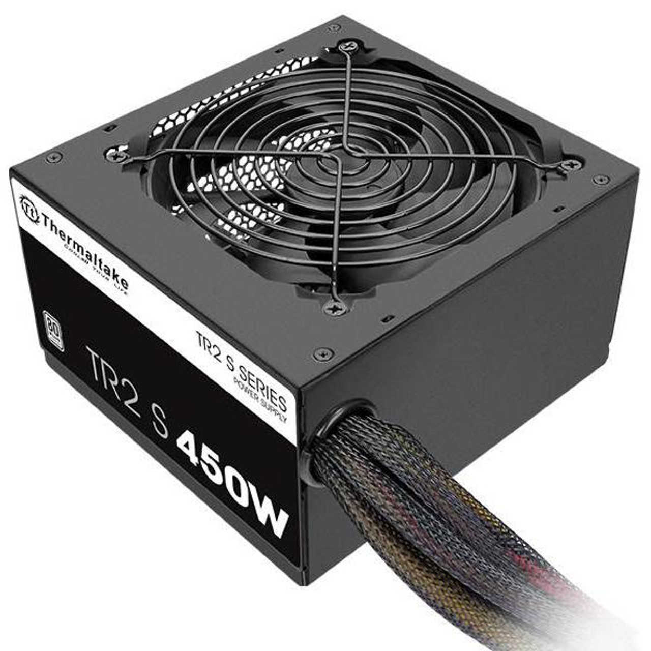 Image for Thermaltake TR2 S TRS-450AH2NK 450W 80PLUS ATX Power Supply CX Computer Superstore