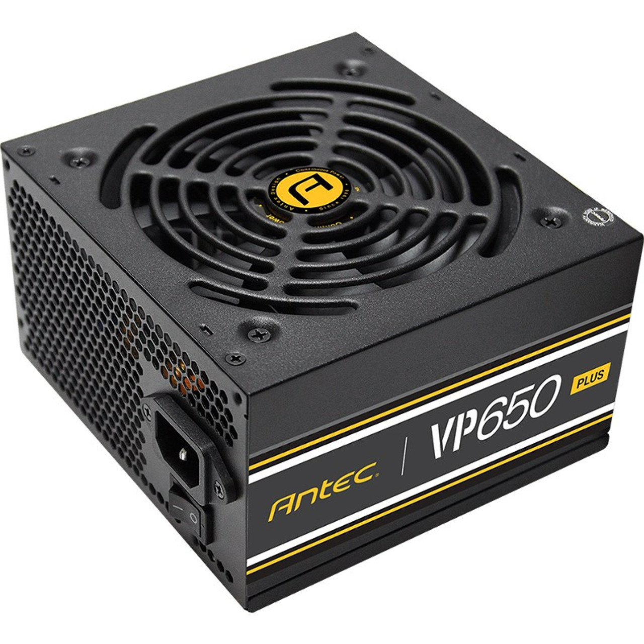 Image for Antec VP650P PLUS 500W 80+ PSU 120mm Power Supply CX Computer Superstore