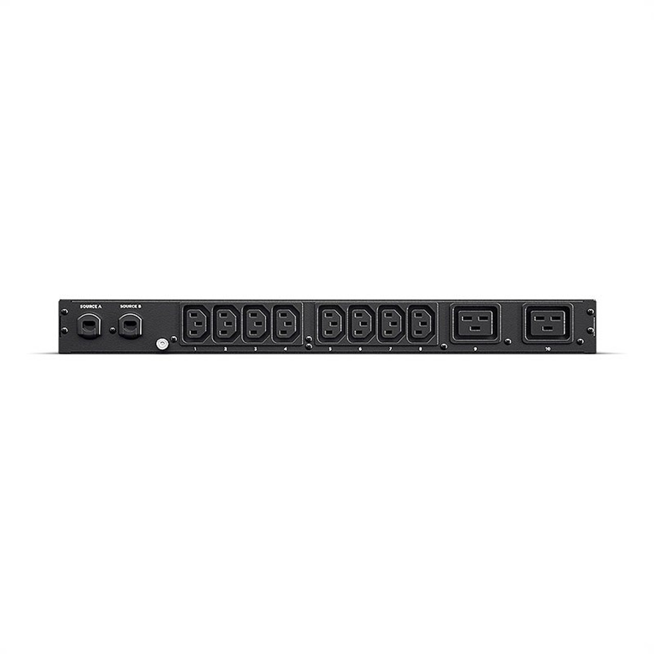 Image for CyberPower PDU20MHVCEE10AT 1U Horizontal 10-Outlet 16A Metered ATS PDU CX Computer Superstore