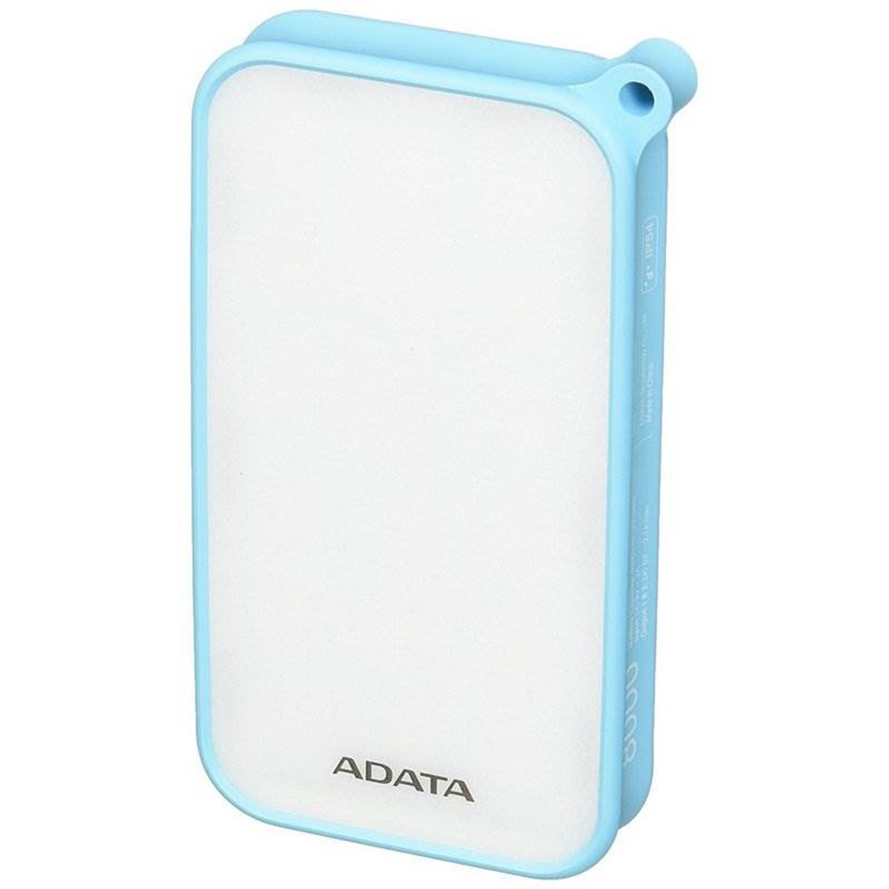 Image for Adata D8000L 8000mAh Power Bank - Blue CX Computer Superstore