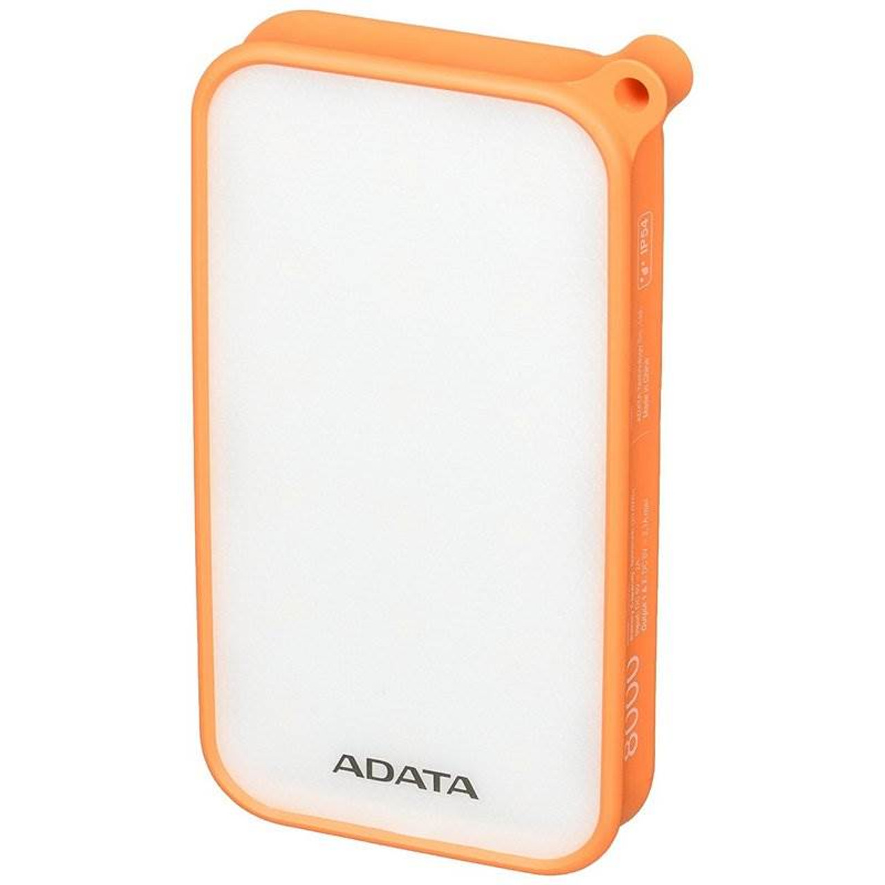 Image for Adata D8000L 8000mAh Power Bank - Orange CX Computer Superstore