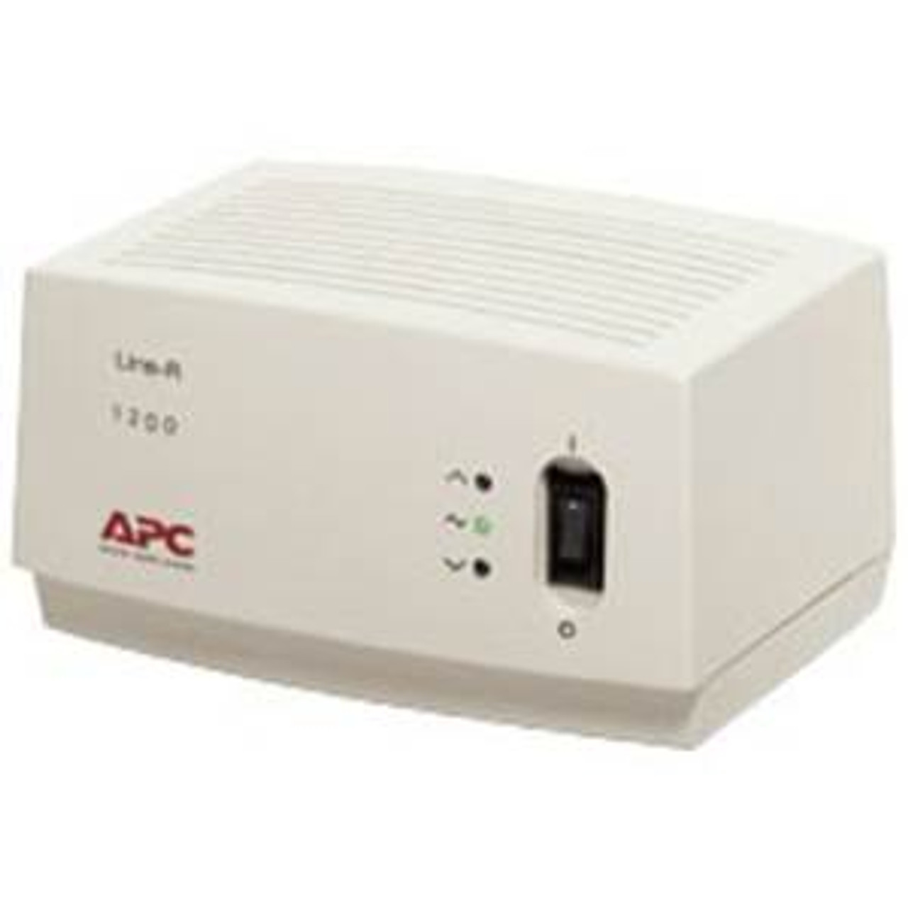 Image for APC Line-R 1200VA Automatic Voltage Regulator (LE1200I) CX Computer Superstore