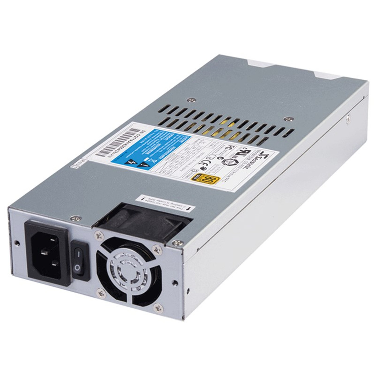 Product image for Seasonic SS-400L1U 400W 80+ Gold APFC 1U Modular Power Supply | CX Computer Superstore