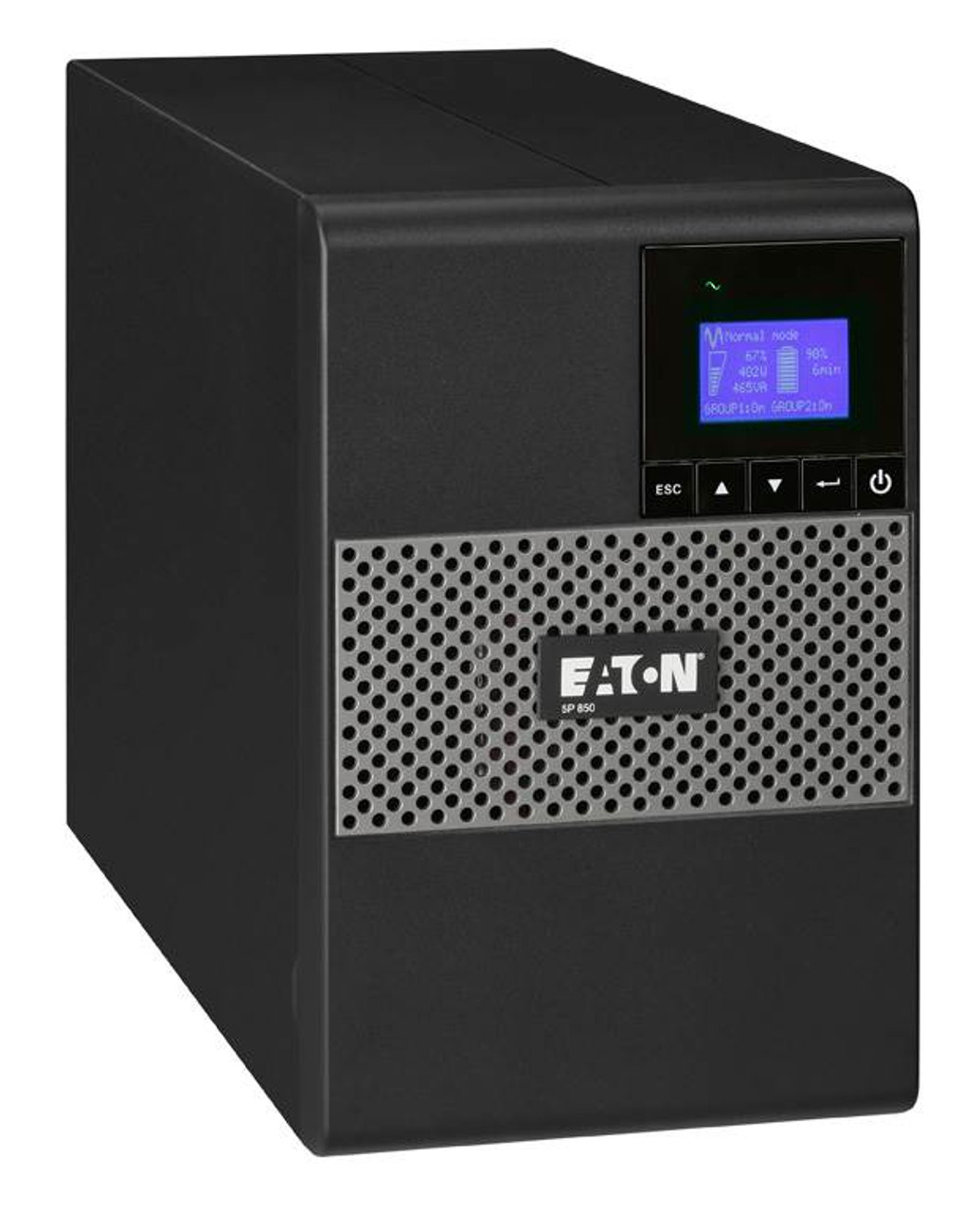 Product image for Eaton 5P 650VA / 420W Line Interactive Tower UPS - 5P650AU   CX Computer Superstore
