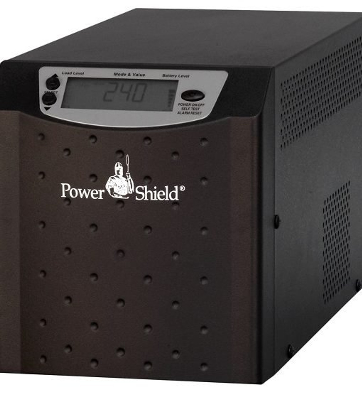 Product image for Powershield Commander 2000va Line Interactive Tower Ups - 1400w   CX Computer Superstore