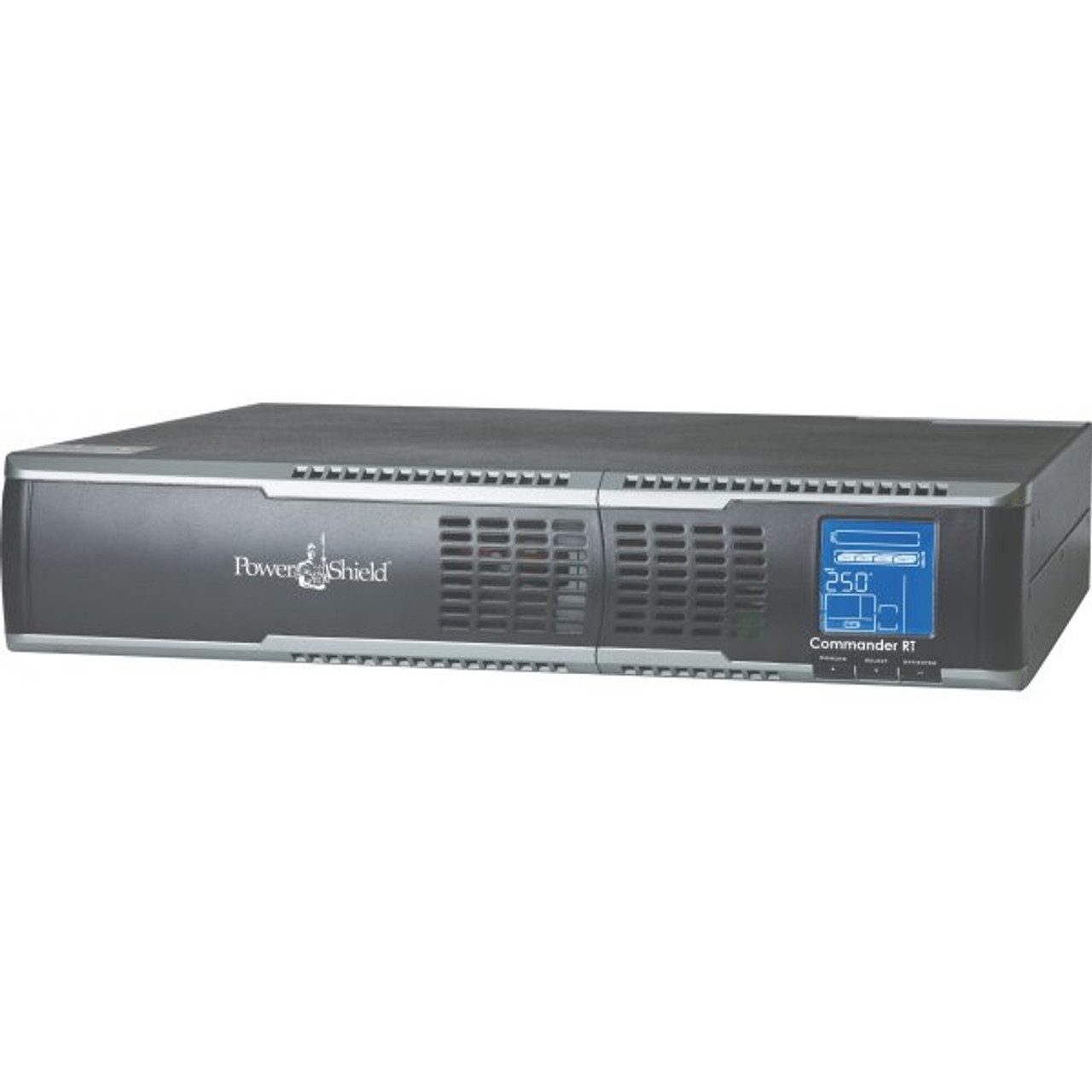 Product image for PowerShield Commander RT 1100VA Line Interactive 2RU Rack/Tower UPS   CX Computer Superstore