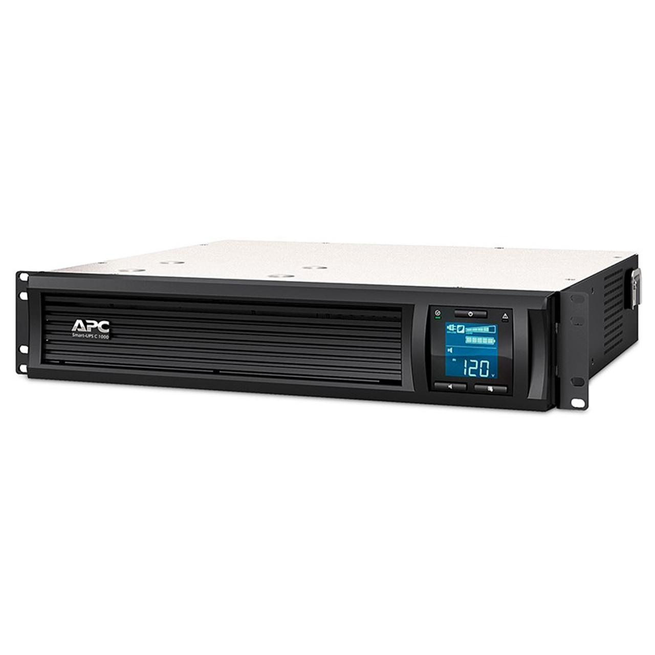 Product image for APC SMC1000I-2UC 100VA LCD RM 2U 230V SmartConnect UPS | CX Computer Superstore