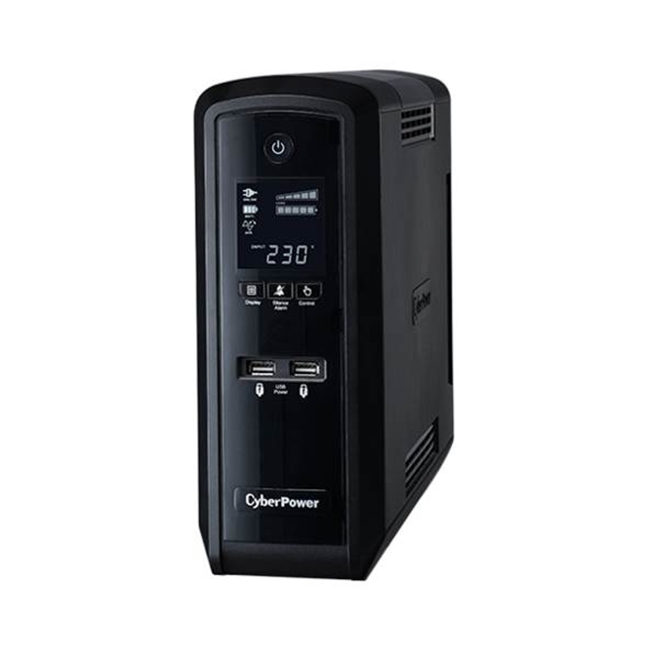 Image for CyberPower CP1500EPFCLCDa-AU PFC Sinewave 1500VA / 900W UPS Tower with LCD CX Computer Superstore