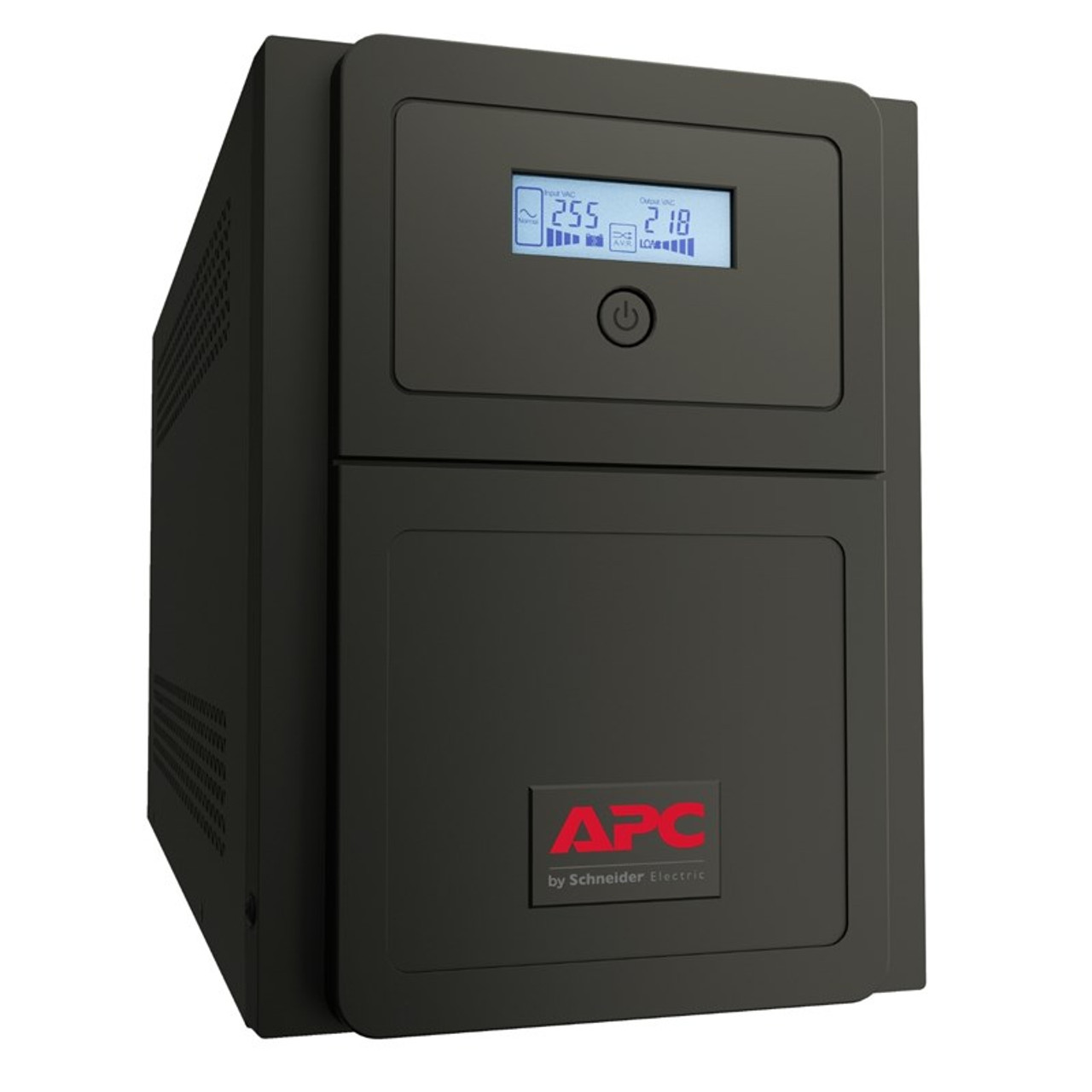 Image for APC SMV1500CAI Easy UPS SMV 1500VA 230V 1050W LCD CX Computer Superstore