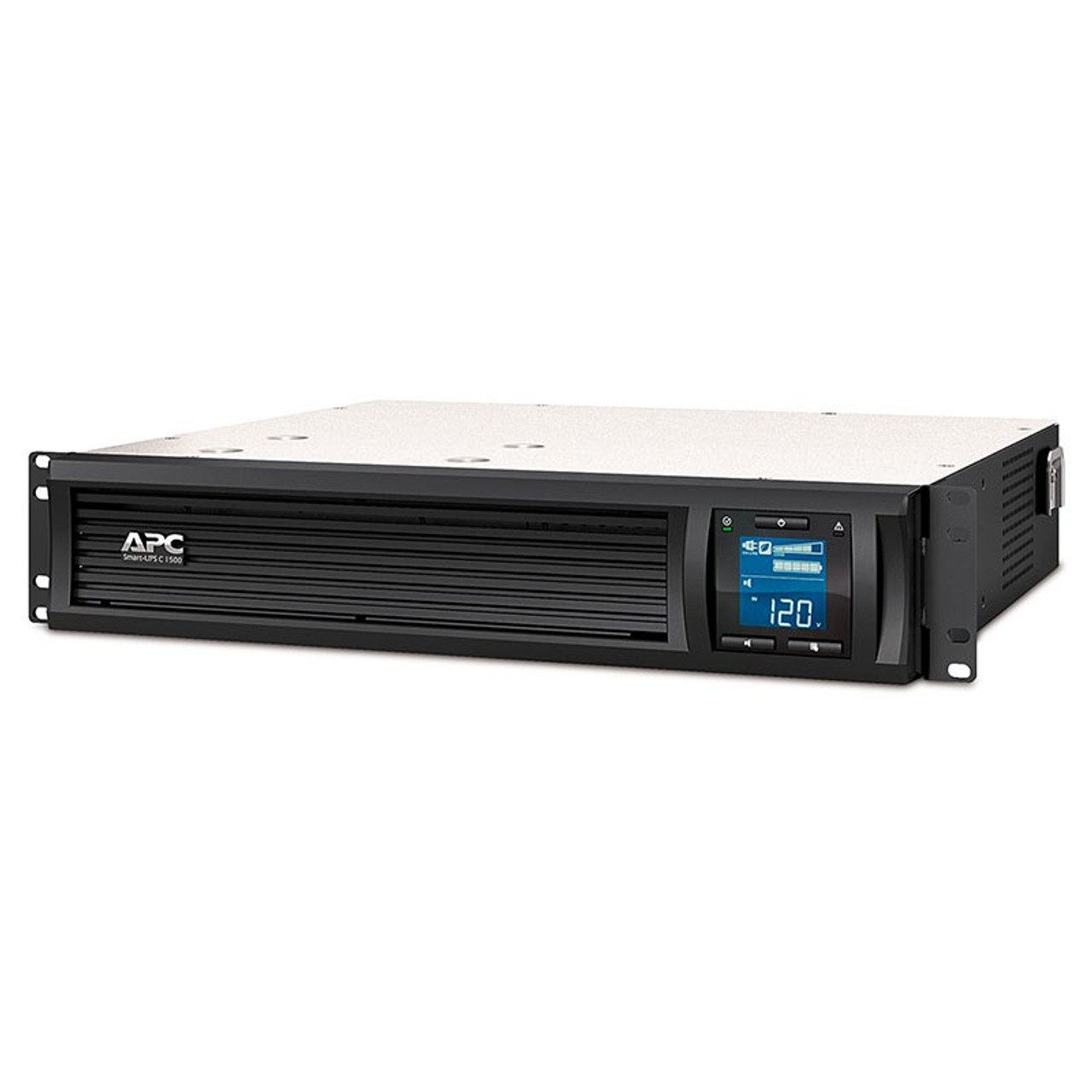Image for APC SMC1500I-2UC 1500VA 230V LCD RM Line Interactive Sinewave 2U Smart UPS CX Computer Superstore