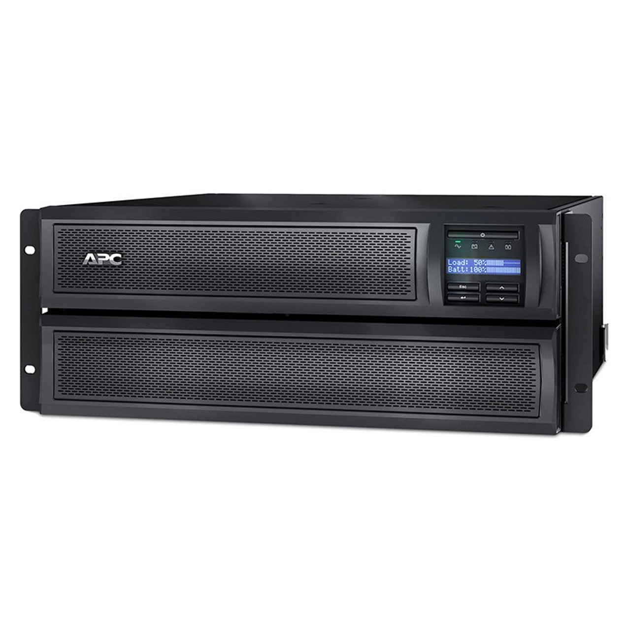 Image for APC SMX2200HV Smart-UPS 2200VA/1980W Sinewave Line Interactive Rack/Tower UPS CX Computer Superstore