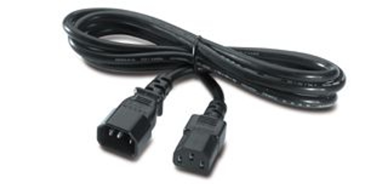 Image for APC IEC320 Male To Female Extension Power Cable 2.5M CX Computer Superstore