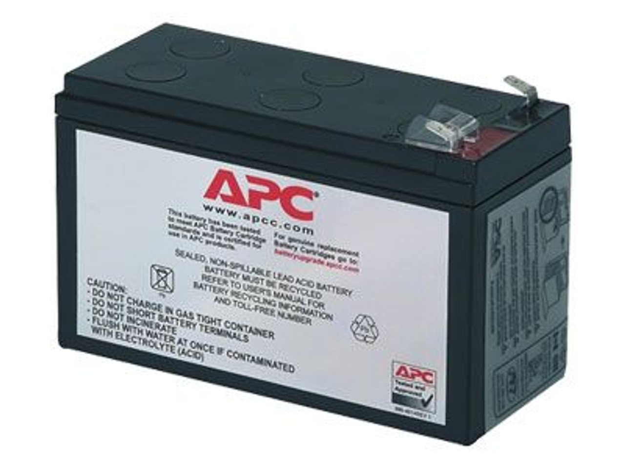 Image for APC Premium Replacement Battery Cartridge #2 UPS Battery CX Computer Superstore