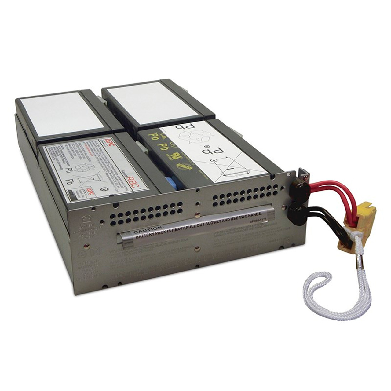 Image for APC Replacement Battery Cartridge #133 UPS Battery CX Computer Superstore