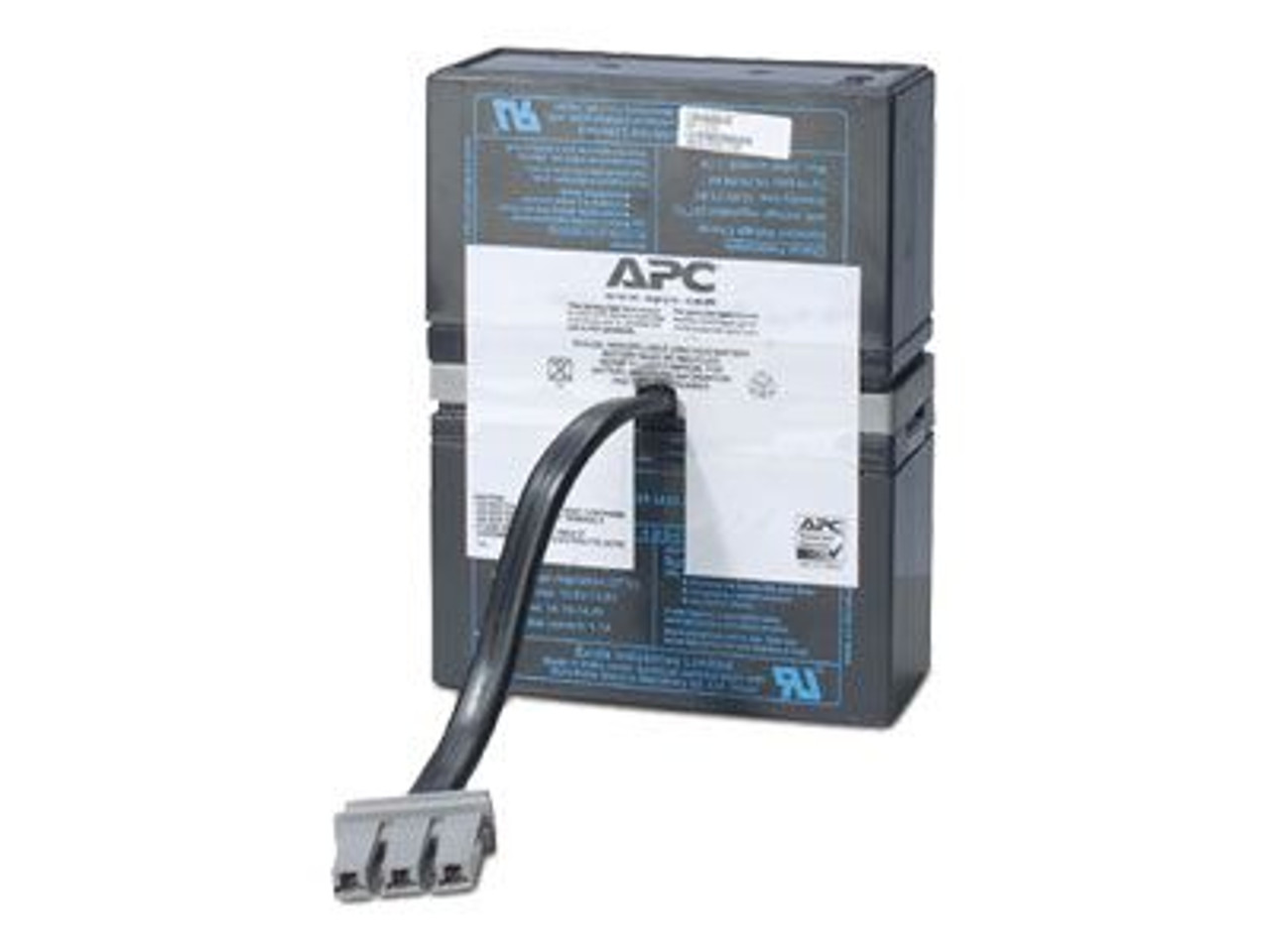 Image for APC Replacement Battery Cartridge #33 UPS Battery CX Computer Superstore