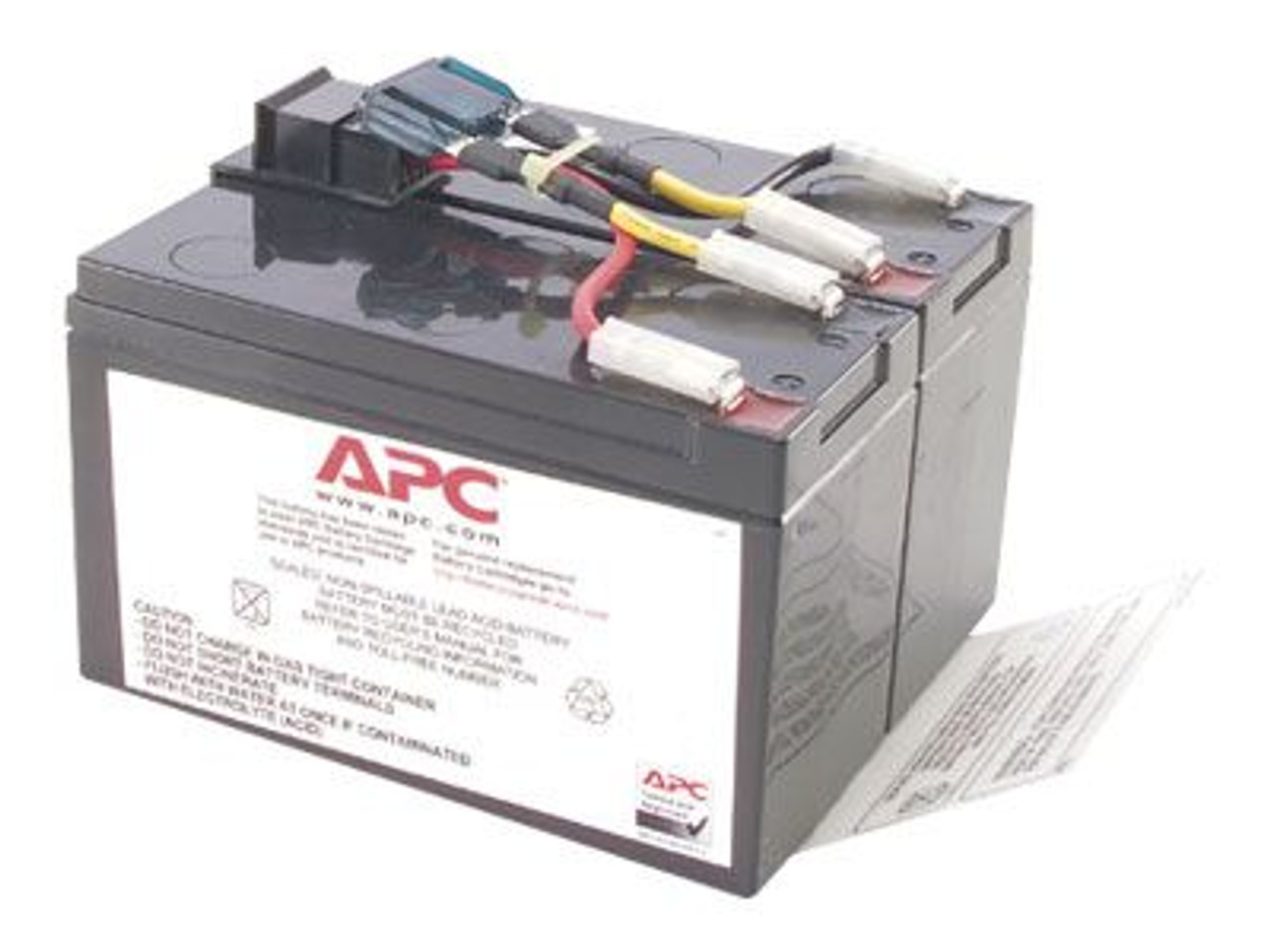 Image for APC Replacement Battery Cartridge #48 UPS Battery CX Computer Superstore