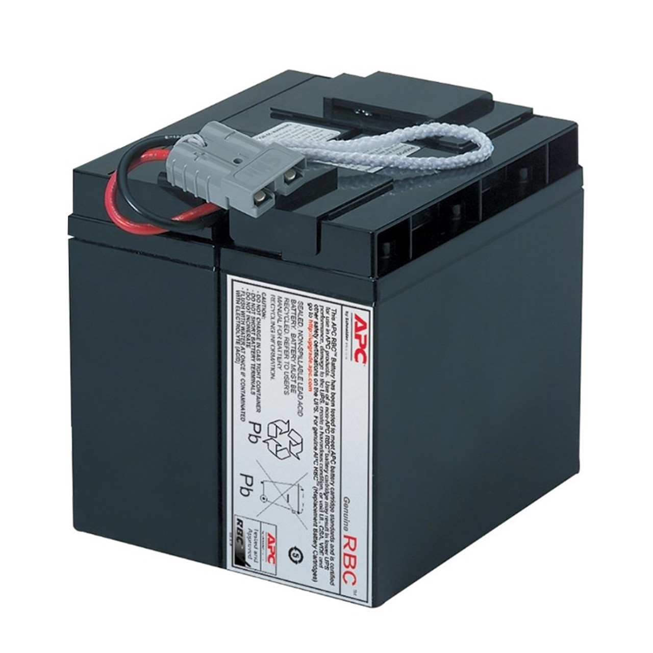 Image for APC Replacement Battery Cartridge #55 UPS Battery CX Computer Superstore