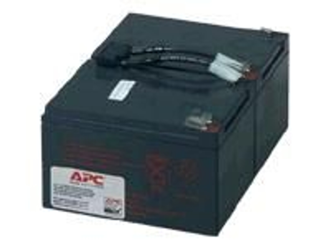 Image for APC Replacement Battery Cartridge #6 UPS Battery CX Computer Superstore