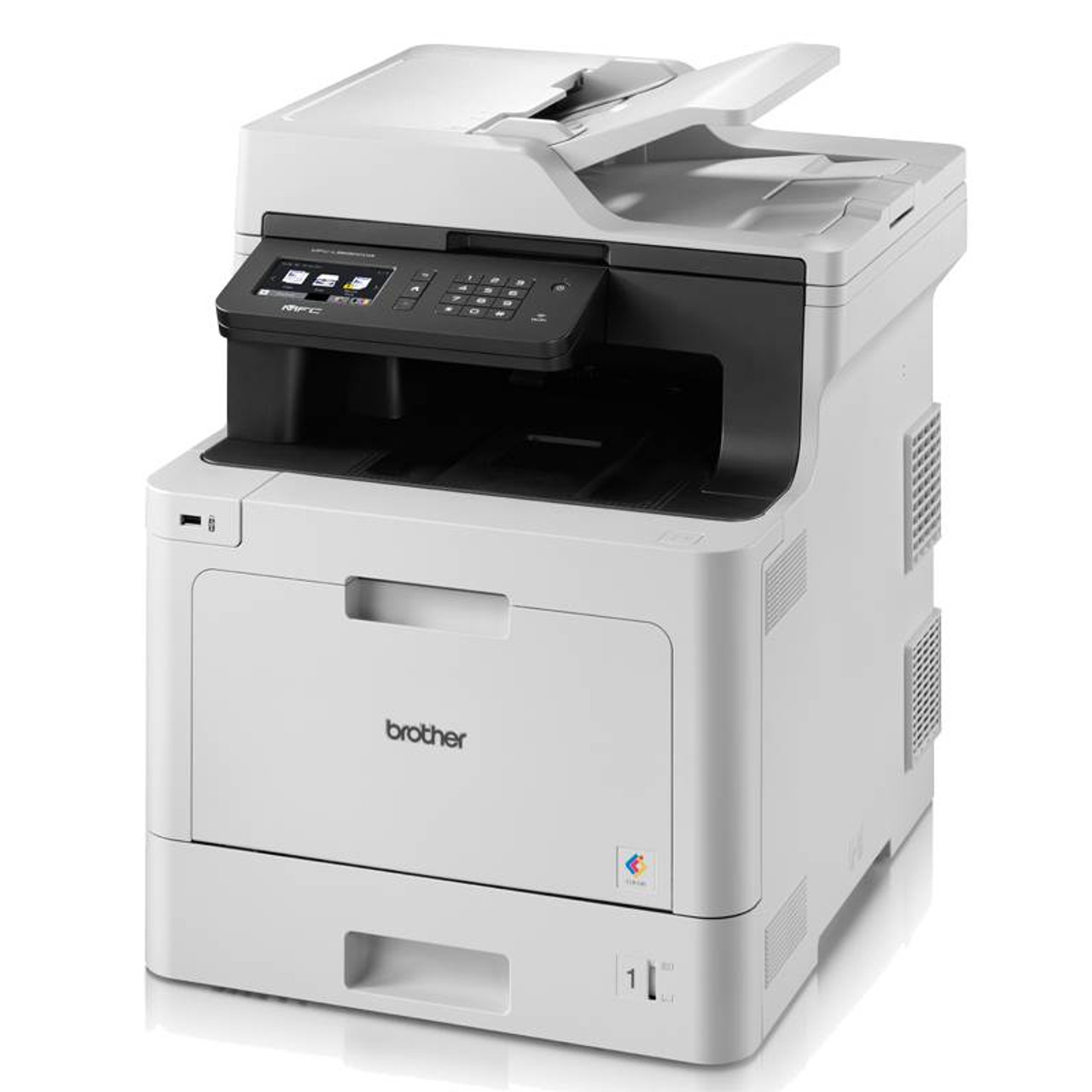 Product image for Brother MFC-L8690CDW Multi Function Colour Laser Printer | CX Computer Superstore