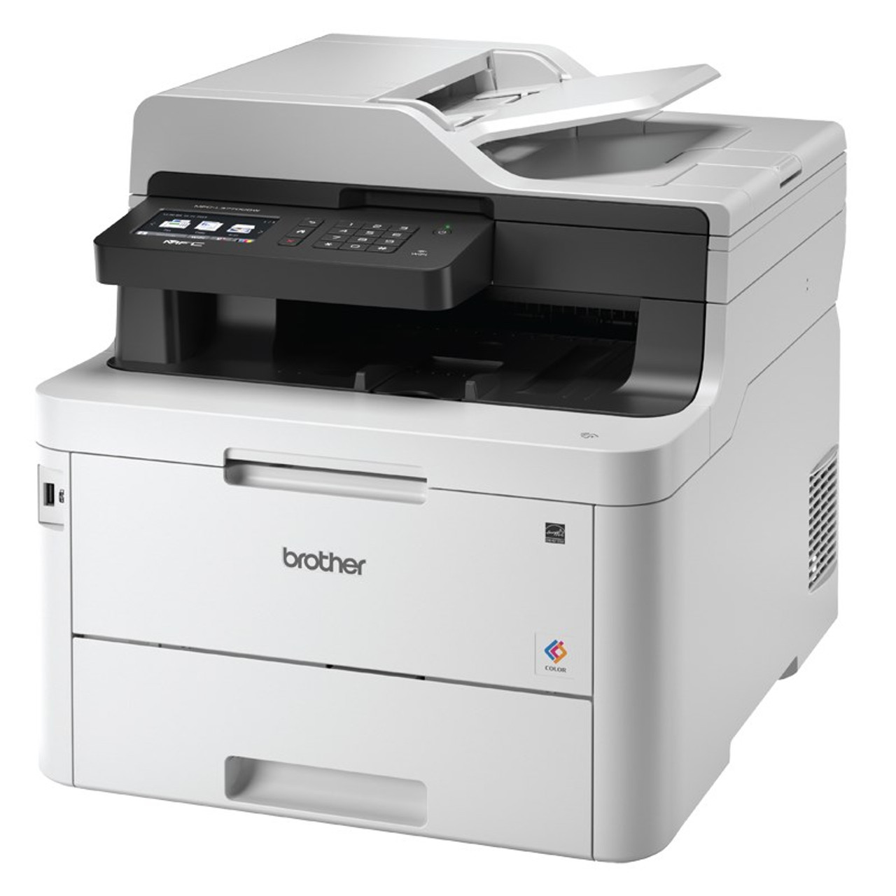 Product image for Brother MFC-L3770CDW Multi Function Colour Laser Printer | CX Computer Superstore