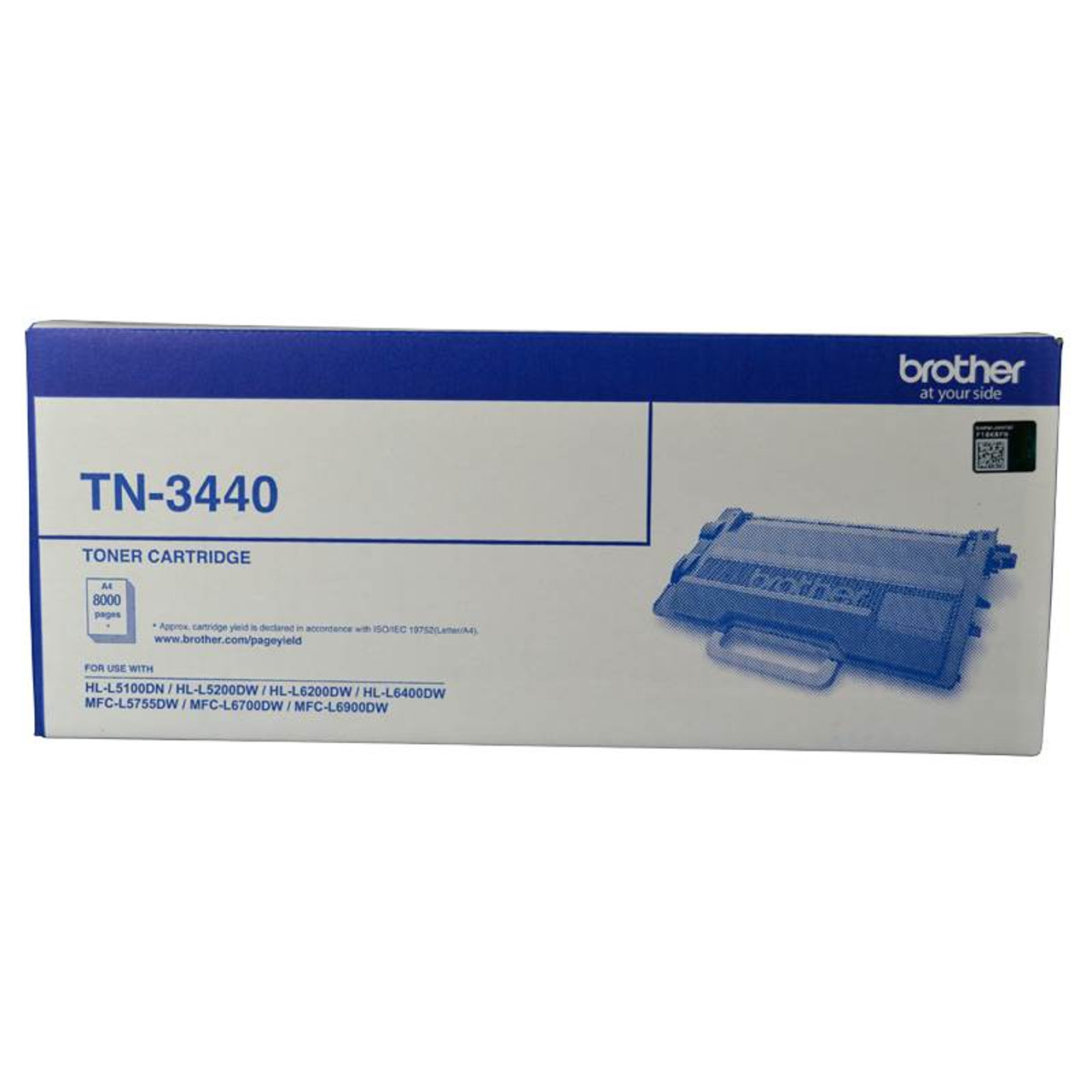 Image for Brother TN-3440 High Yield Toner Cartridge CX Computer Superstore