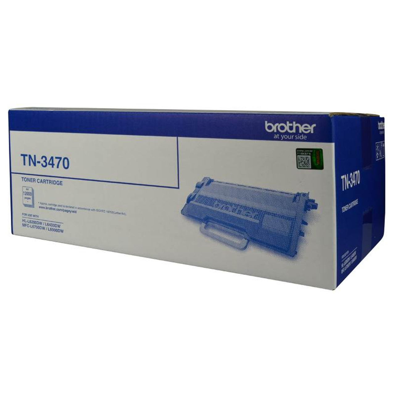 Image for Brother TN-3470 Super High Yield Toner Cartridge CX Computer Superstore