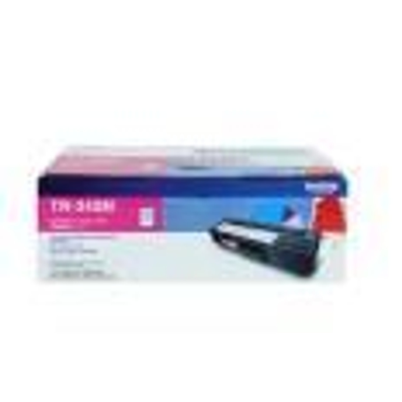 Image for Brother TN-340M - Magenta Toner Cartridge CX Computer Superstore