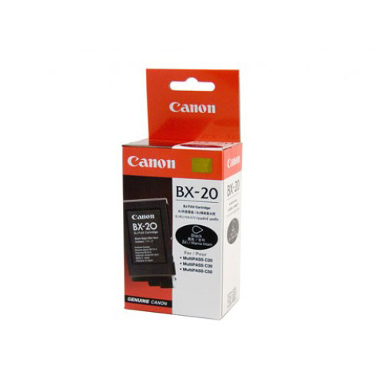 Image for Canon BX20 Fax Ink Cartridge 900 pages Black CX Computer Superstore