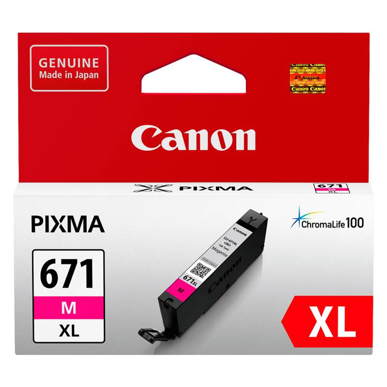 Image for Canon CLI-671XLM High Capacity Mag Ink Cartridge Up To 645 pages CX Computer Superstore