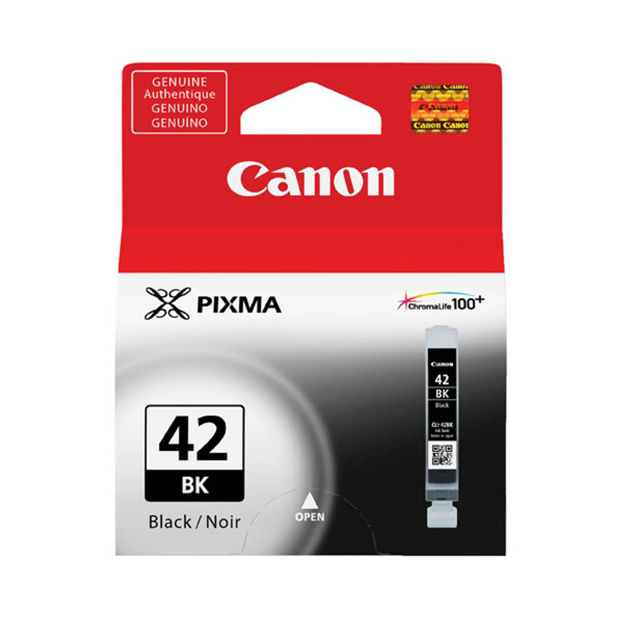 Image for Canon CLI42 Black Ink Cart 65 pages A3+ Black CX Computer Superstore