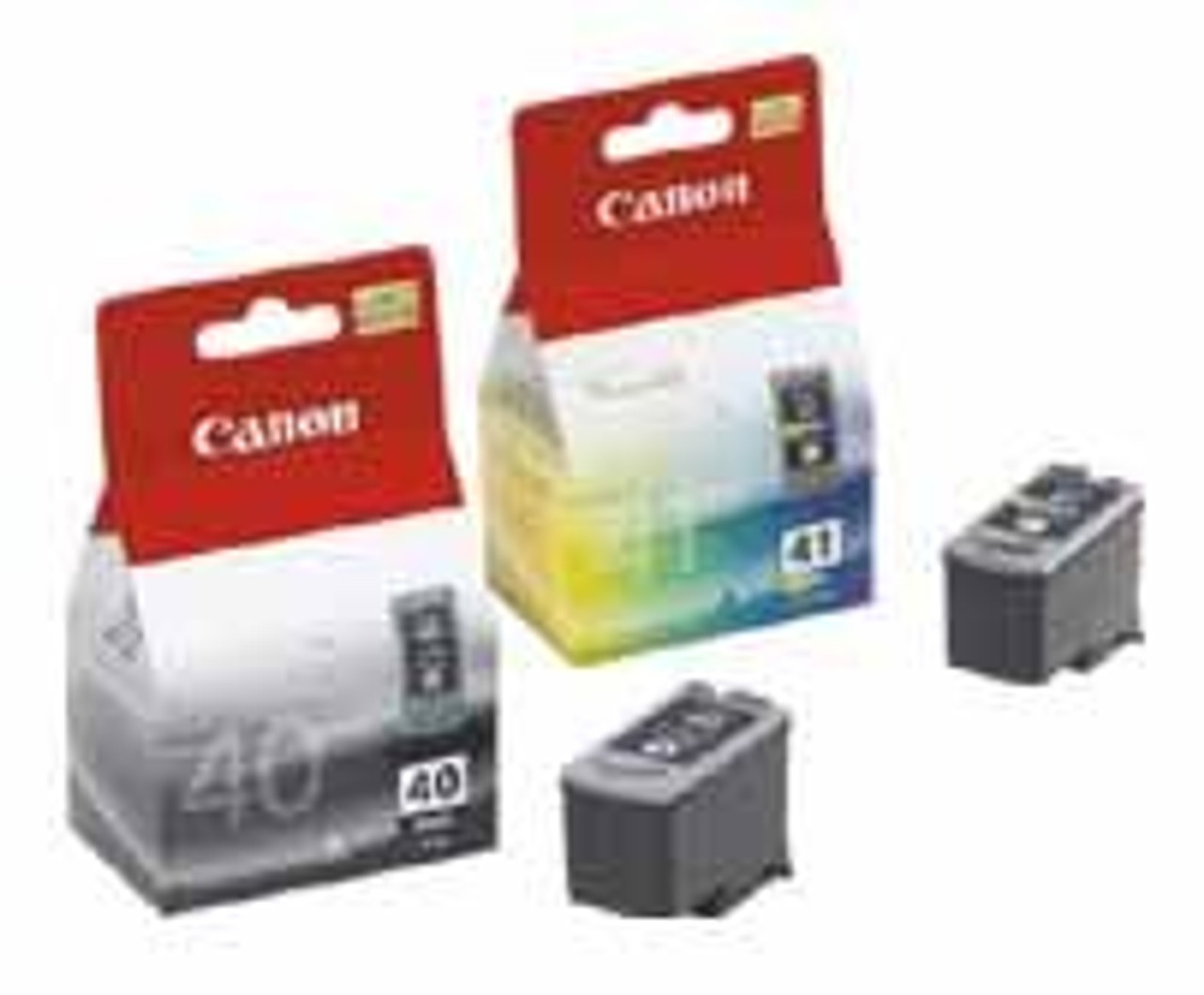 Image for Canon PG40CL41CP PG40 Black and CL41 Colour Cartridge CX Computer Superstore