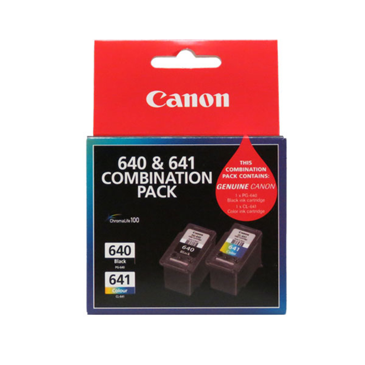 Image for Canon PG640 CL641 Twin Pack CX Computer Superstore