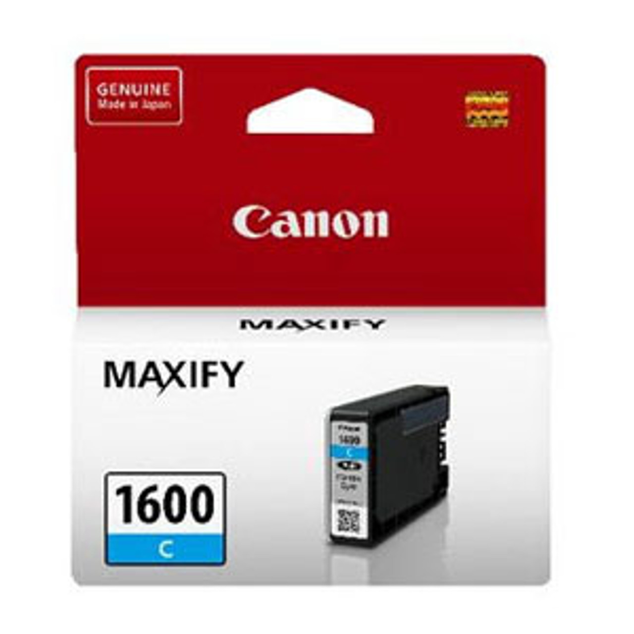 Image for Canon PGI1600C Cyan Ink Tank 300 pages Cyan CX Computer Superstore