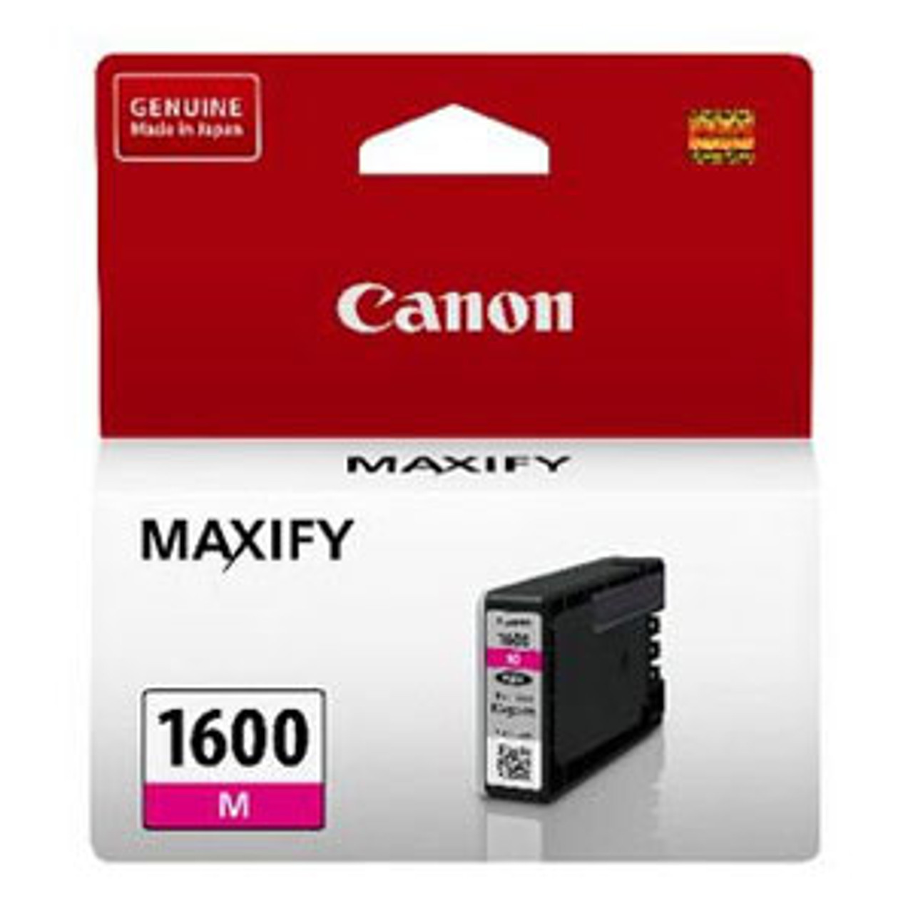 Image for Canon PGI1600M Mag Ink Tank 300 pages Magenta CX Computer Superstore