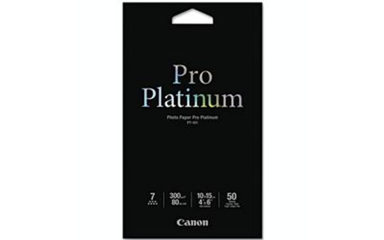 Image for Canon PT1014X6-50 50 sheets 4in x 6in 300gsm Photo Paper CX Computer Superstore