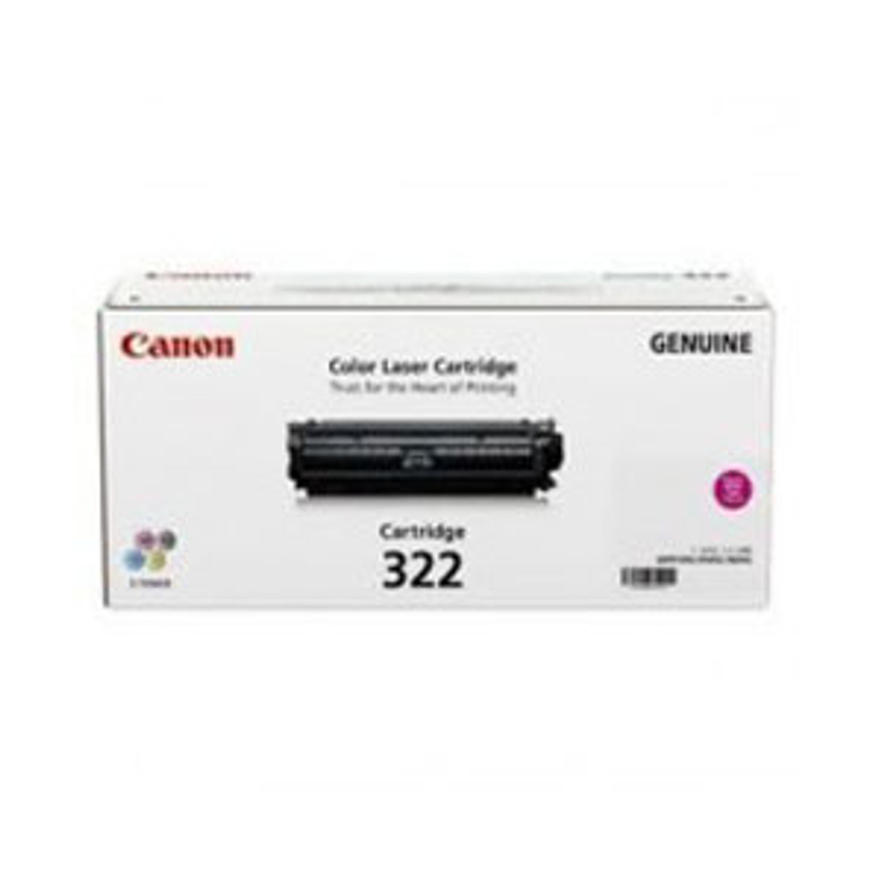Image for Canon 332 Magenta Toner Cartridge 6,400 pages Magenta CX Computer Superstore