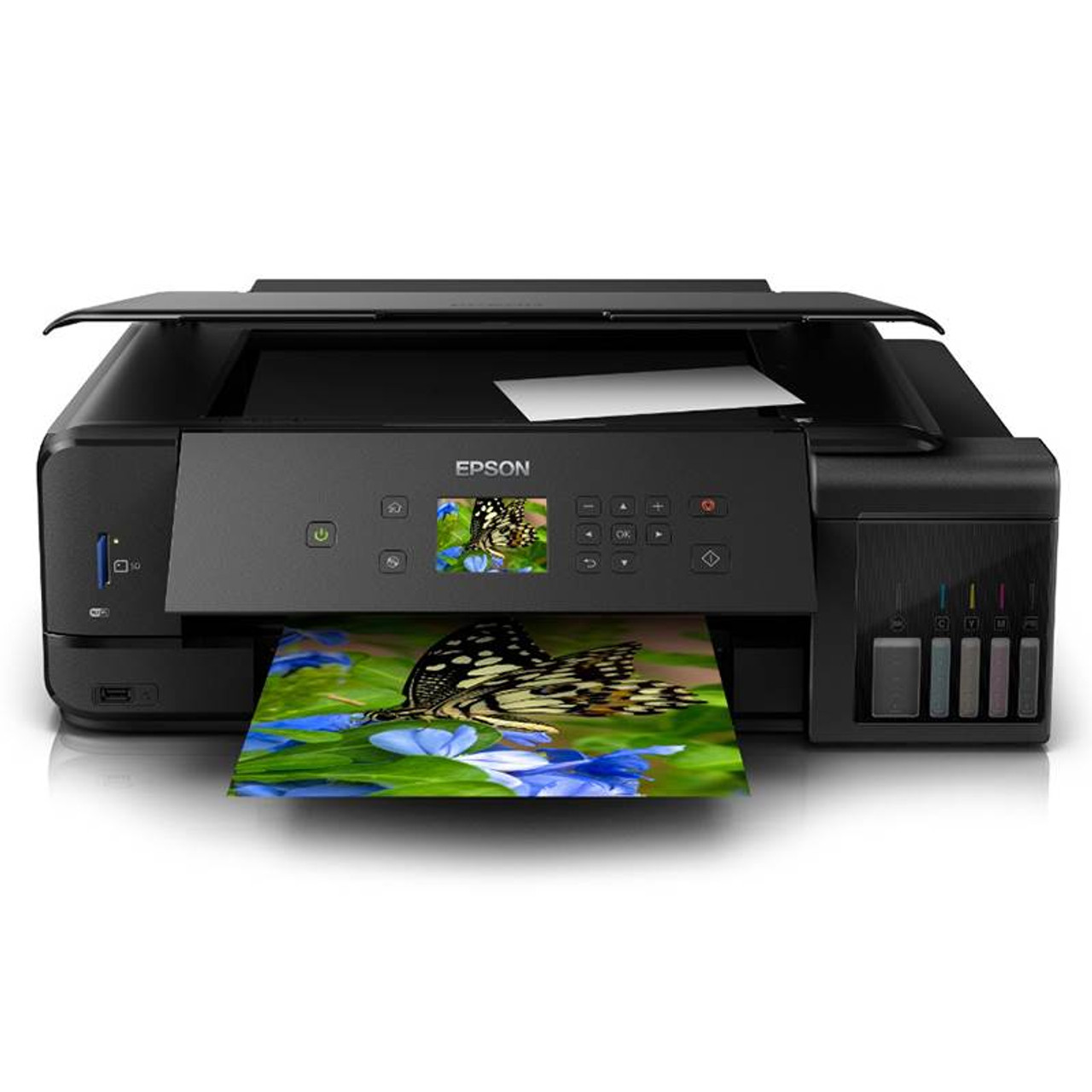 Image for Epson Expression Premium ET-7750 A4 Wireless Colour Multifunction Inkjet Printer CX Computer Superstore