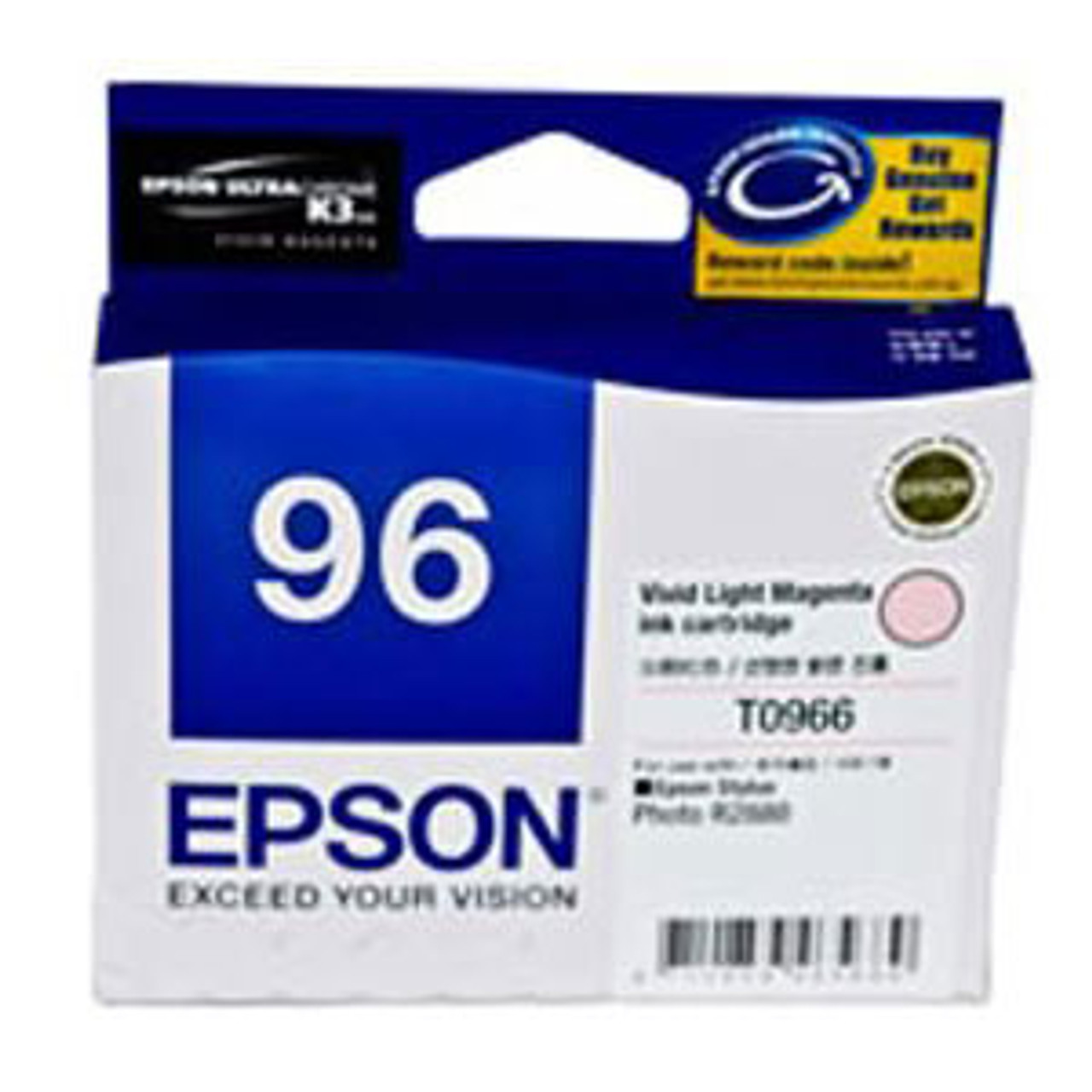 Image for Epson 96 - UltraChrome K3 Ink Cartridge Vivid Magenta 940 pages CX Computer Superstore