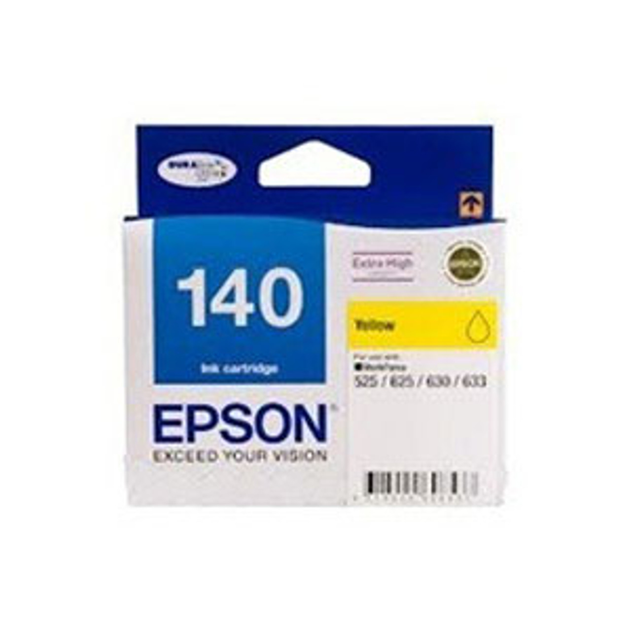 Image for Epson 140 Yellow Ink Cartridge CX Computer Superstore