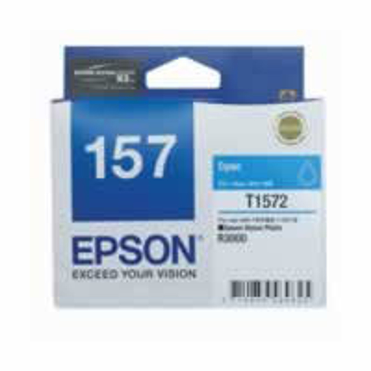 Image for Epson 157 Cyan Ink Cartridge CX Computer Superstore
