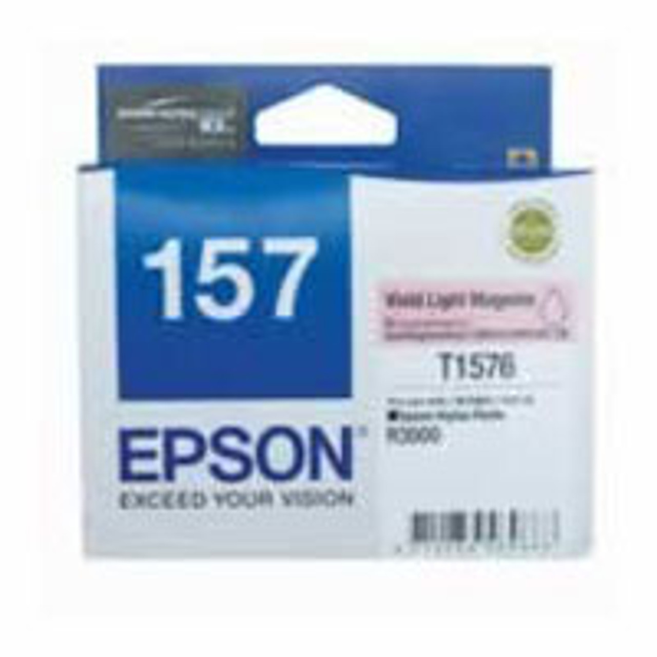Image for Epson 1575 Light Cyan Ink Cartridge CX Computer Superstore