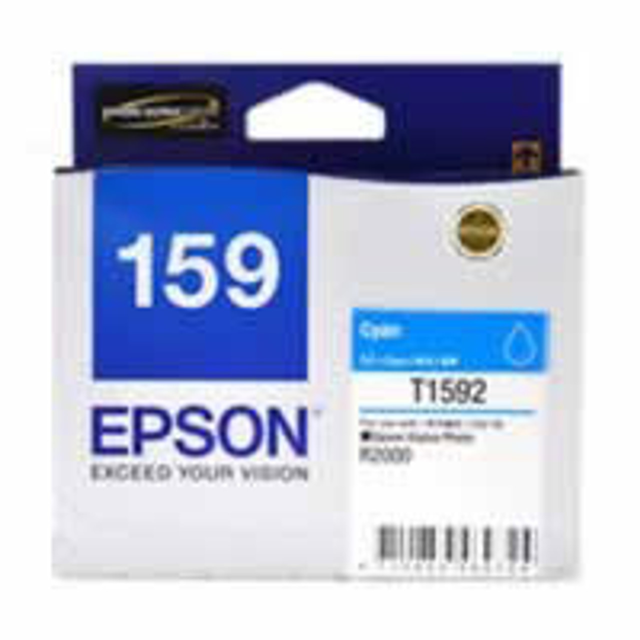 Image for Epson 1592 Cyan Ink Cartridge CX Computer Superstore