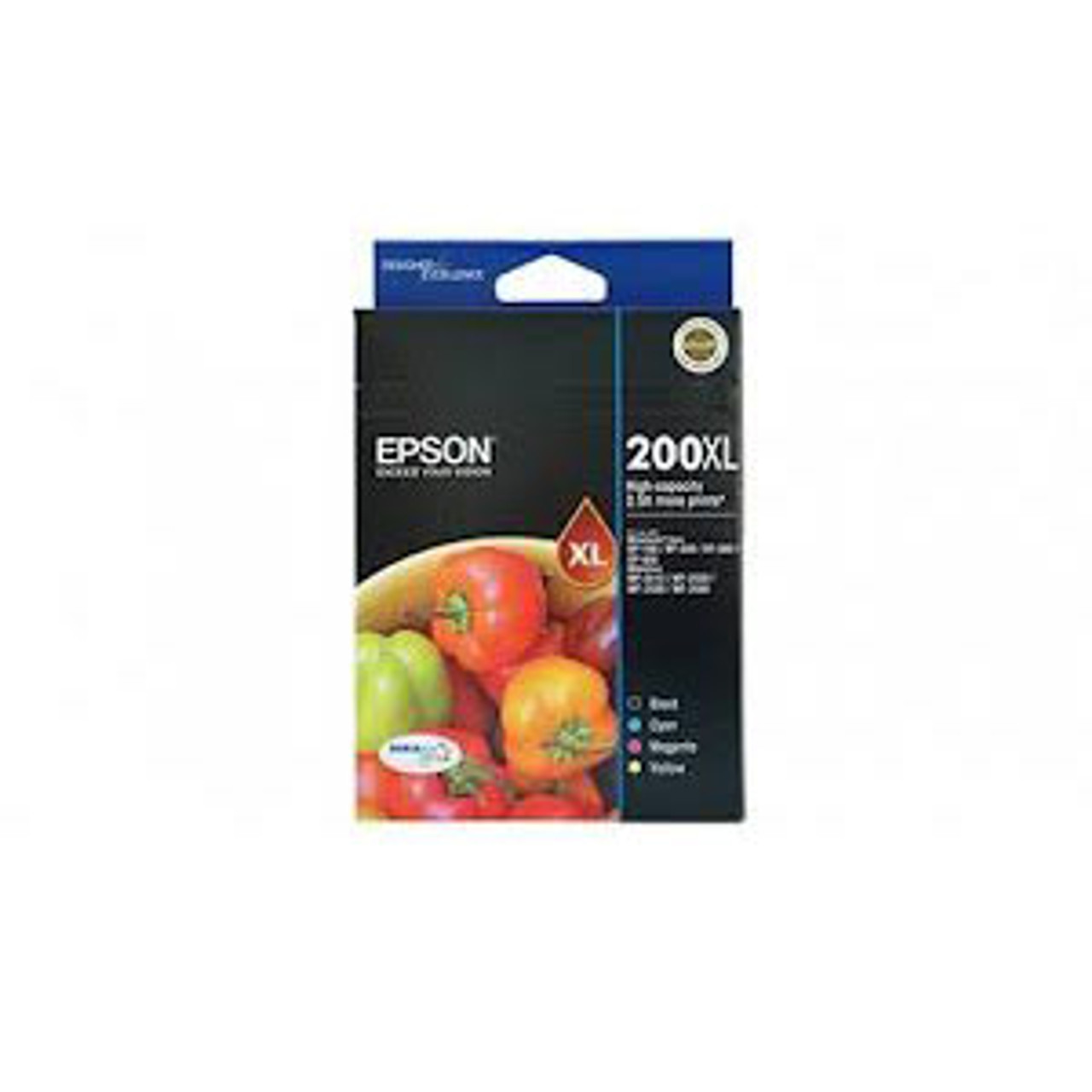 Image for Epson 200 4 HY Ink Value Pack CX Computer Superstore