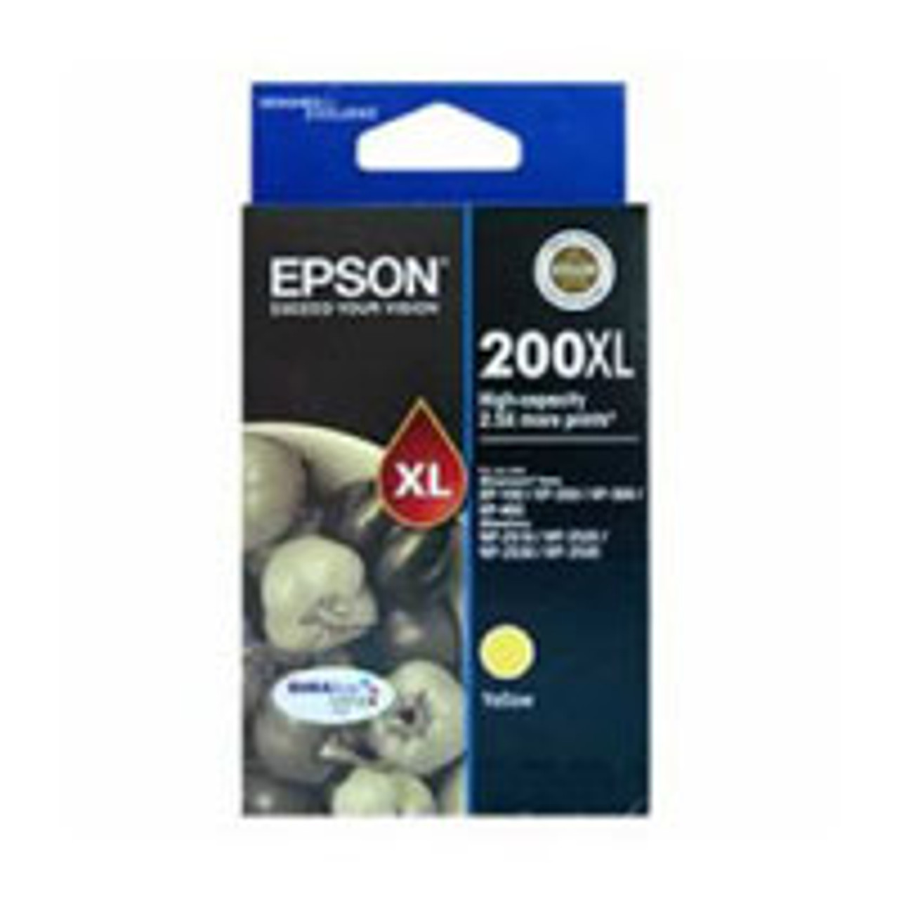 Image for Epson 200 HY Yellow Ink Cart 450 pages Yellow CX Computer Superstore